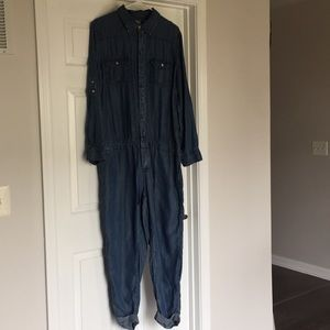 New York & company jumpsuit